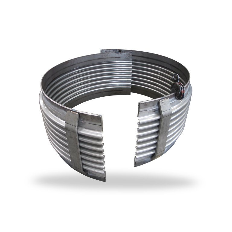 CB Clamshell<br/> metal expansion joints
