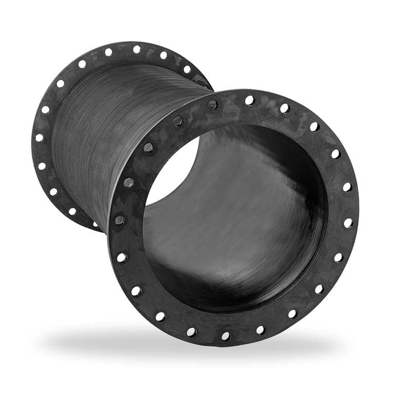 Rubber Hose Type<br/>expansion joints