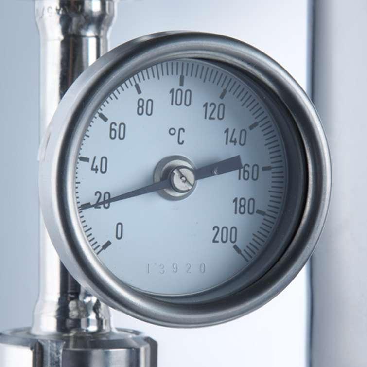 SP23 Temperature gauge