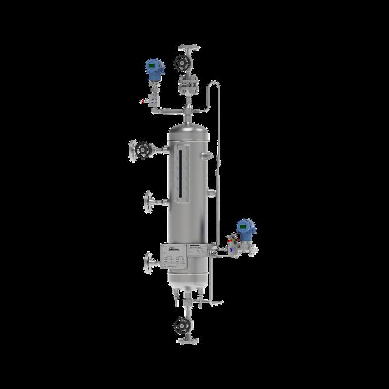TSA6 <br/>Barrier/buffer fluid system