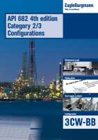 Brochure API 682 4th ed. Cat. 2/3 Configurations - 3CW-BB