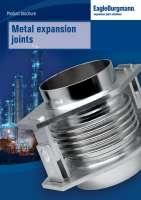 Catalog Metal expansion joints